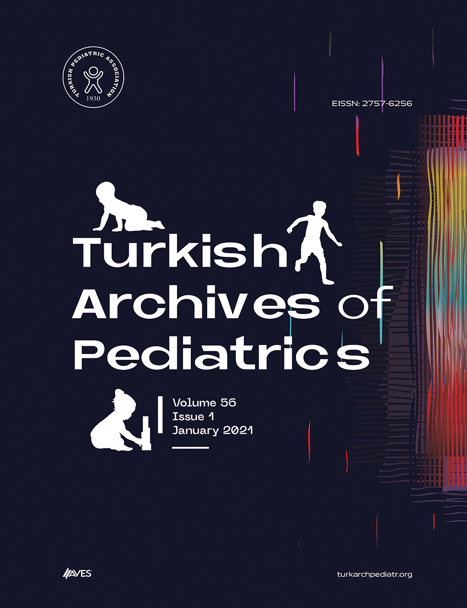 Turkish Archives of Pediatrics