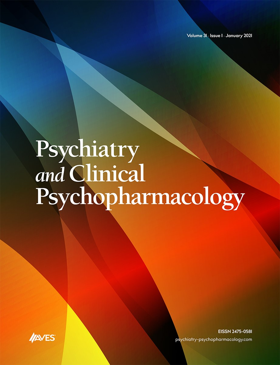 Psychiatry and Clinical Psychopharmacology