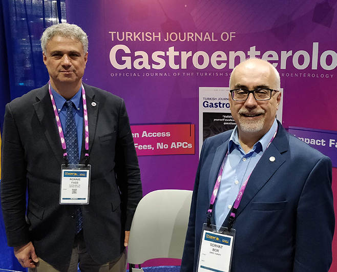 Turkish Journal of Gastroenterology DDW 2019'da